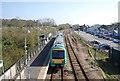 TQ9120 : The Ashford train at Rye Station by N Chadwick