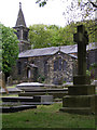 SD7410 : Christ's Church, Harwood by David Dixon