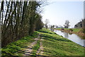 TQ9017 : Path along the Royal Military Canal by N Chadwick