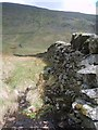 NY3609 : Wall, Rydal by Michael Graham