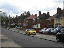 SP0593 : Dyas Avenue near Rockford Road by Peter Whatley