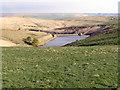 SD9711 : Crook Gate Reservoir by David Dixon