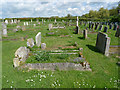 TL0852 : The Churchyard, All Saints, Renhold by Cameraman