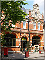 TQ1767 : Former post office, Surbiton by Julian Osley