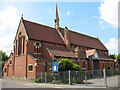 TQ4181 : Church of the Ascension, Baxter Road, Newham by Stephen Craven
