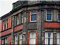 SJ8998 : Halfway House (detail), 435 Manchester Road by P L Chadwick
