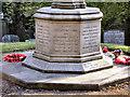 SD7312 : Bradshaw War Memorial - Dedication by David Dixon