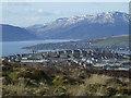 NS2574 : Fancy Farm, Kilcreggan and Loch Long by Thomas Nugent