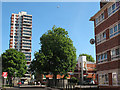 TQ3579 : Regina Point, Rotherhithe by Stephen Craven