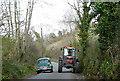 R2765 : Irish traffic jam by Graham Horn