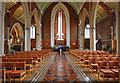 TQ3177 : St John the Divine, Vassall Road, Kennington, London SW9 - West end by John Salmon