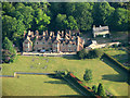 TL5161 : Quy Hall from a hot-air balloon by John Sutton