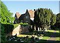 TL1876 : Manor Farm, Alconbury by Philip Pankhurst