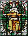 TQ3260 : St Edmund, Mitchley Avenue, Riddlesdown - Window : Week 21