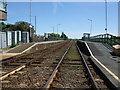 TF2743 : Hubbert's Bridge Railway Station by Richard Hoare