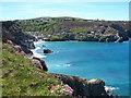 SW7251 : Trevaunance Cove St Agnes by Rod Allday