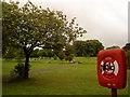 SP0280 : Northfield Manor Farm Park by Andrew Abbott