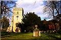 SU6894 : St Leonard's church in Watlington by Steve Daniels