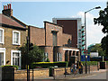 TQ3477 : Peckham Park Road Baptist Chapel by Stephen Craven
