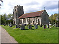 TM2467 : St Ethelbert Church, Tannington by Adrian Cable