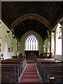 TM2467 : The interior of St Ethelbert Church by Adrian Cable