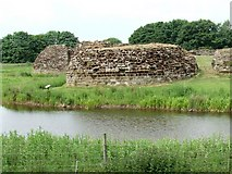 TF3464 : Bolingbroke Castle, Old Bolingbroke - #1 of 2 by Dave Hitchborne