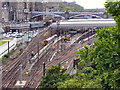 NT2673 : Waverley Station by David Dixon