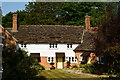 TQ2129 : Hammer Pond Cottage, Mannings Heath, Sussex by Peter Trimming