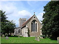 TL7664 : Barrow All Saints church by Adrian S Pye