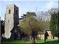 TM3458 : Little Glemham or Glemham Parva St Andrew by Adrian S Pye