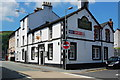 SJ2141 : The Sun Inn Llangollen by John Haynes