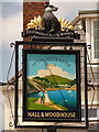 SY8279 : West Lulworth: sign for the Lulworth Cove Inn by Chris Downer