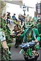 TQ8209 : Jack in the Green Festival 2010 - drummers by N Chadwick