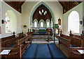 TM2998 : St Margaret, Kirstead, Norfolk - Chancel : Week 24