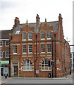 TQ3938 : Former Head Post Office, East Grinstead by Julian Osley
