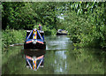 SJ9316 : Staffordshire and Worcestershire Canal south of Acton Trussell : Week 24