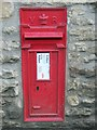 SP2319 : Victorian Letterbox, Idbury by Michael Dibb