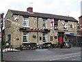 SE3800 : Elsecar - The Crown Inn by Dave Bevis