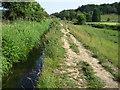 SJ9655 : Staffordshire Way footpath by Chris Wimbush