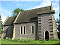 TF8628 : St Margaret's church in Tatterford by Evelyn Simak