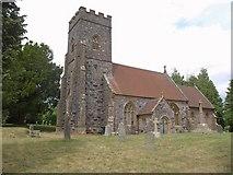 ST0521 : Church of St John the Baptist, Ashbrittle by Derek Harper