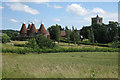 TQ7038 : Church Farm Oast, Brick Kiln Lane, Horsmonden, Kent by Oast House Archive