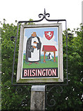 TR0434 : Bilsington Village Sign by Oast House Archive