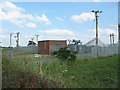 SJ7166 : Transformer station on the A54 by Stephen Craven