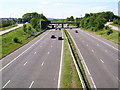 SE3400 : Junction 36 on the M1 by Martin Speck