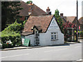 TQ6940 : Country Cottages by Oast House Archive