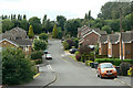 SK5846 : Georgia Drive, near Lodge Farm Lane by Alan Murray-Rust