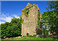 M6018 : Castles of Connacht: Raruddy, Galway by Mike Searle