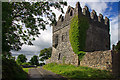 M5220 : Castles of Connacht: Strongfort, Galway by Mike Searle