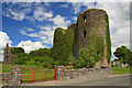 M7274 : Castles of Connacht: Ballintober, Roscommon by Mike Searle